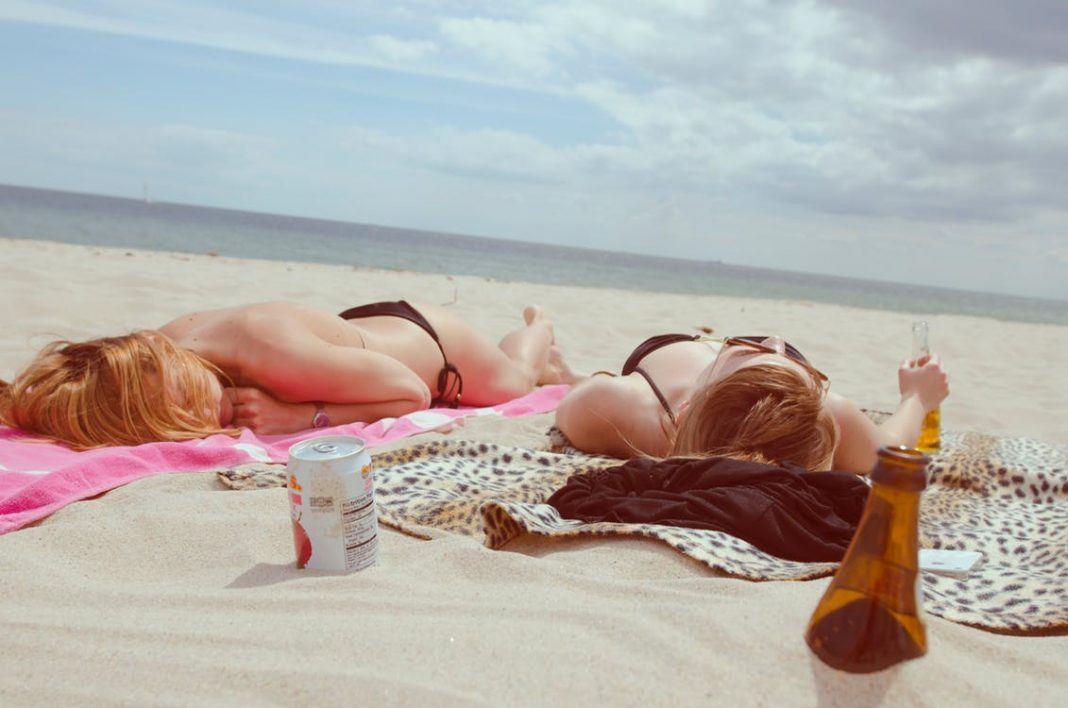 Cómo tomar bien el sol en verano