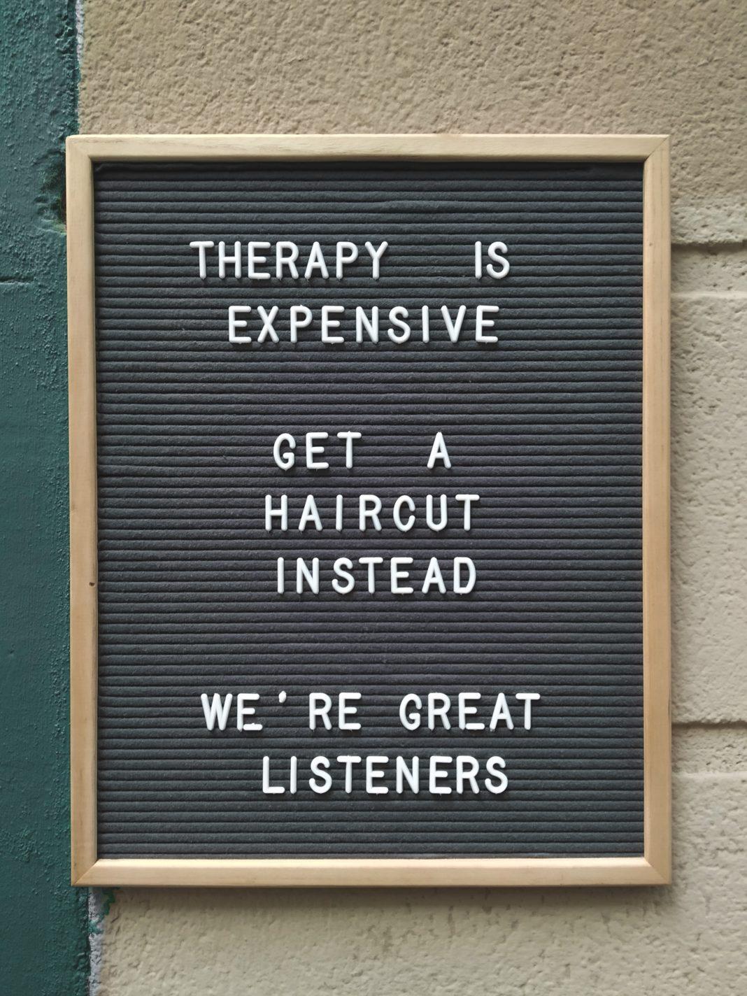 peluqueria terapia