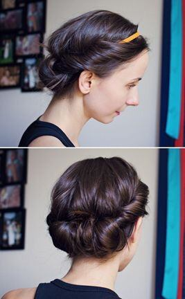 Peinados Faciles Para Pelo Corto