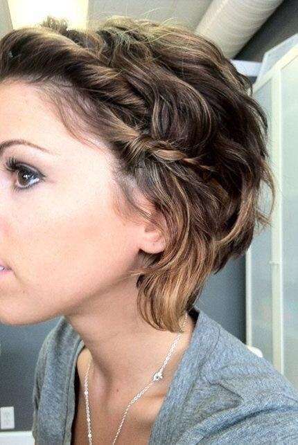 Peinados Fáciles Para Pelo Corto