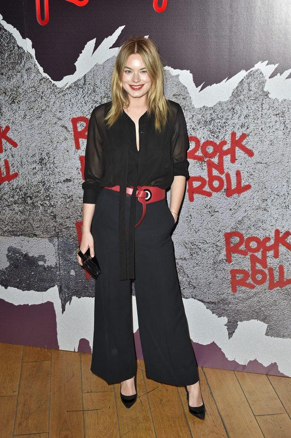 """Camile Rowe de Dior en la premiere de """"Rock'n Roll"""""""