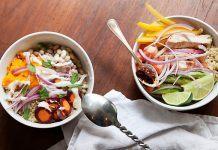 lunch bowls recetas en barcelonette