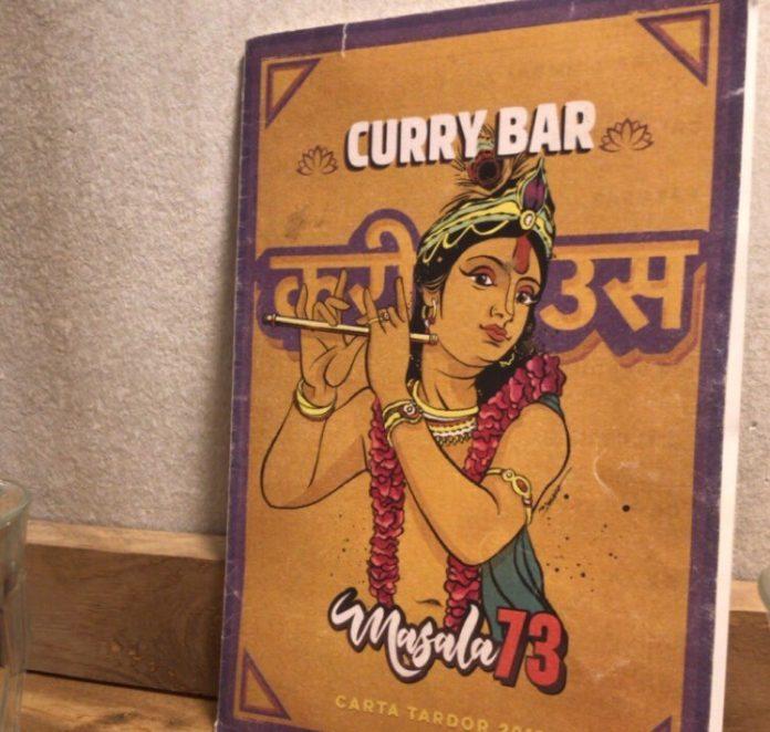 masala 73 restaurante indio barcelona