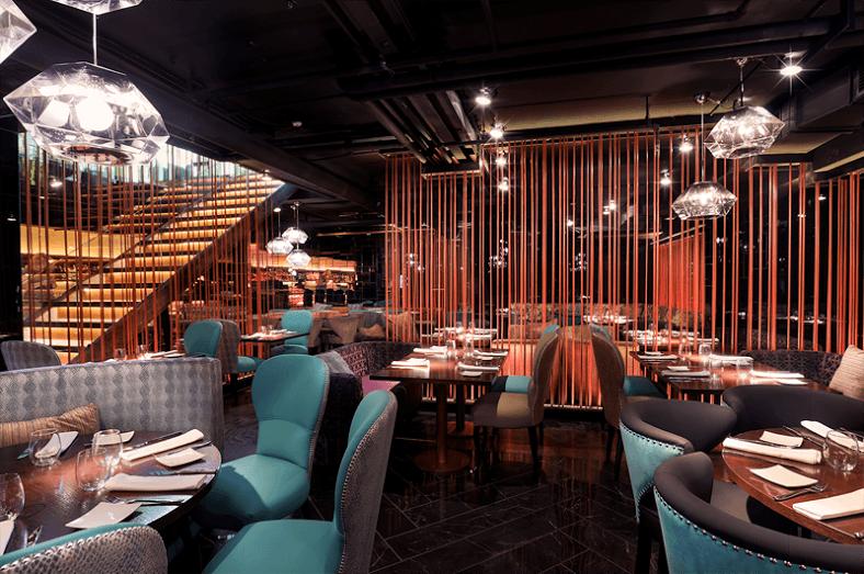 Nubar copas y cenas fashion en el paseo de gracia - Restaurante en paseo de gracia ...