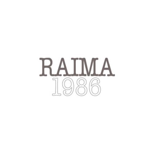 RAIMA 1986 LOGO PARTNER CLUB BARCELONETTE