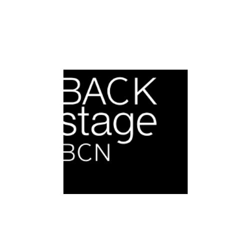 BACKSTAGE BCN LOGO PARTNER CLUB BARCELONETTE